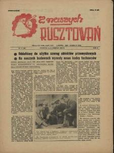 Z Naszych Rusztowań. R.2, 1955 nr 14