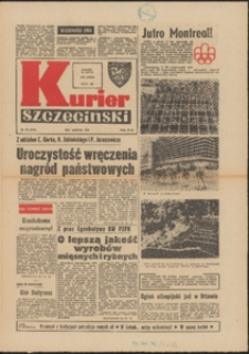 Kurier Szczeciński. 1976 nr 159 wyd. AB