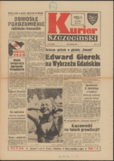 Kurier Szczeciński. 1976 nr 160 wyd. AB