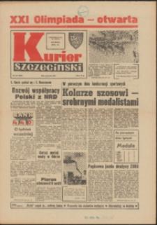 Kurier Szczeciński. 1976 nr 161 wyd. AB