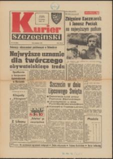 Kurier Szczeciński. 1976 nr 164 wyd. AB