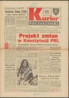 Kurier Szczeciński. 1976 nr 19 wyd. AB