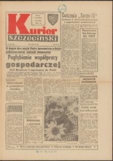 Kurier Szczeciński. 1976 nr 208 wyd. AB