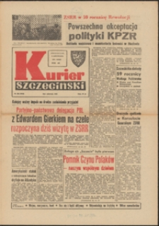 Kurier Szczeciński. 1976 nr 252 wyd. AB
