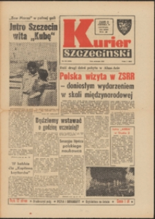Kurier Szczeciński. 1976 nr 256 wyd. AB