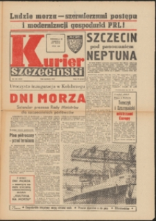 Kurier Szczeciński. 1971 nr 142 wyd. AB