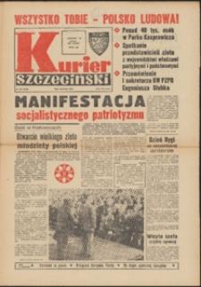 Kurier Szczeciński. 1971 nr 167 wyd. AB