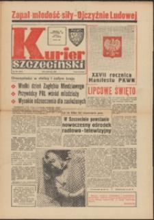 Kurier Szczeciński. 1971 nr 169 wyd. AB