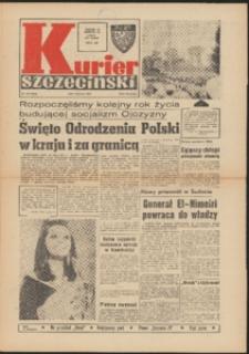 Kurier Szczeciński. 1971 nr 170 wyd. AB
