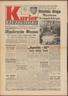 Kurier Szczeciński. 1971 nr 182 wyd. AB