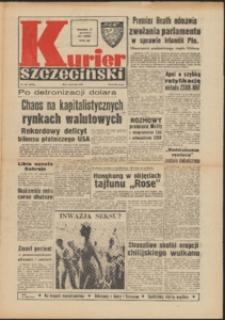 Kurier Szczeciński. 1971 nr 191 wyd. AB