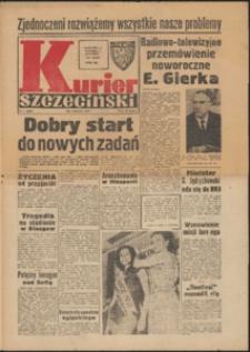 Kurier Szczeciński. 1971 nr 1 wyd. AB