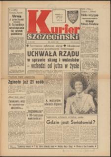 Kurier Szczeciński. 1971 nr 203 wyd. AB