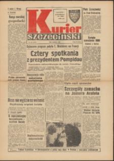 Kurier Szczeciński. 1971 nr 235 wyd. AB