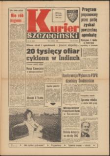 Kurier Szczeciński. 1971 nr 257 wyd. AB