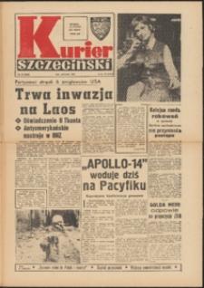 Kurier Szczeciński. 1971 nr 33 wyd. AB