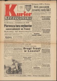 Kurier Szczeciński. 1971 nr 62 wyd. AB
