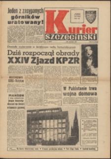 Kurier Szczeciński. 1971 nr 75 wyd. AB
