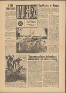 Kurier Szczeciński. 1971 nr 10 Harcerski Trop