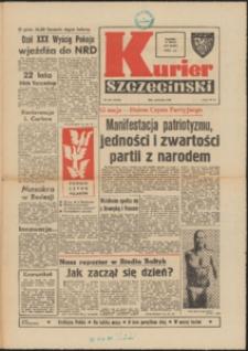 Kurier Szczeciński. 1977 nr 107 wyd. AB