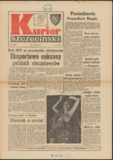 Kurier Szczeciński. 1977 nr 11 wyd. AB
