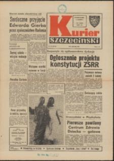 Kurier Szczeciński. 1977 nr 126 wyd. AB