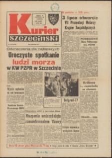 Kurier Szczeciński. 1977 nr 142 wyd. AB