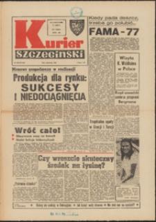 Kurier Szczeciński. 1977 nr 155 wyd. AB