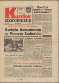 Kurier Szczeciński. 1977 nr 165 wyd. AB
