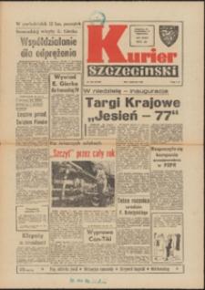 Kurier Szczeciński. 1977 nr 204 wyd. AB