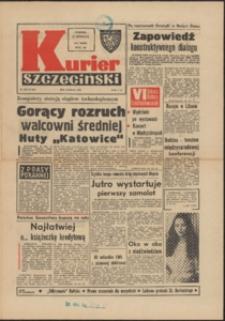 Kurier Szczeciński. 1977 nr 218 wyd. AB