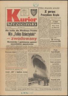 Kurier Szczeciński. 1977 nr 222 wyd. AB