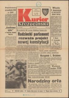 Kurier Szczeciński. 1977 nr 225 wyd. AB