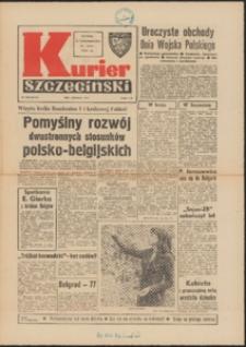 Kurier Szczeciński. 1977 nr 230 wyd. AB