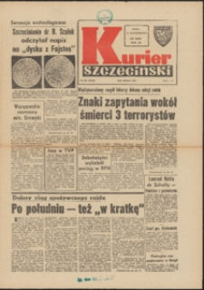 Kurier Szczeciński. 1977 nr 237 wyd. AB