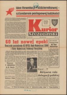Kurier Szczeciński. 1977 nr 248 wyd. AB