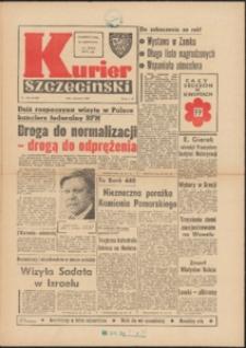 Kurier Szczeciński. 1977 nr 262 wyd. AB