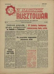 Z Naszych Rusztowań. R.3, 1956 nr 2