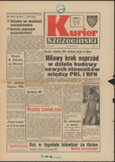 Kurier Szczeciński. 1977 nr 267 wyd. AB