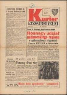 Kurier Szczeciński. 1977 nr 286 wyd. AB
