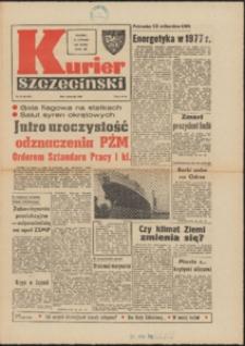 Kurier Szczeciński. 1977 nr 33 wyd. AB