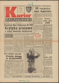 Kurier Szczeciński. 1977 nr 43 wyd. AB