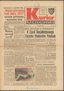 Kurier Szczeciński. 1977 nr 86 wyd. AB
