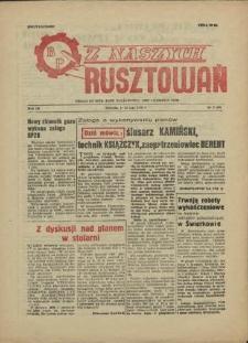 Z Naszych Rusztowań. R.3, 1956 nr 3