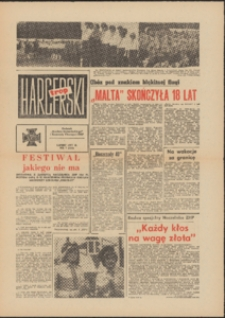 Kurier Szczeciński. 1977 nr 7 Harcerski Trop
