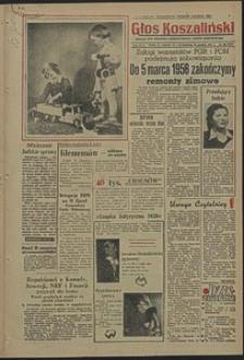Głos Koszaliński. 1955, grudzień, nr 306