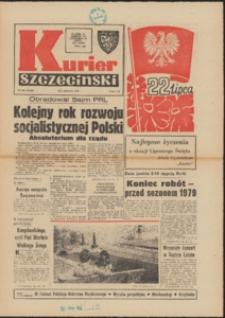 Kurier Szczeciński. 1978 nr 163 wyd. AB