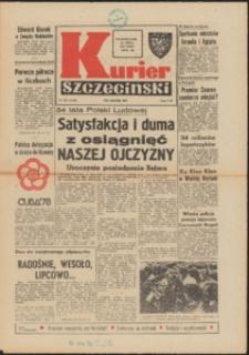Kurier Szczeciński. 1978 nr 164 wyd. AB