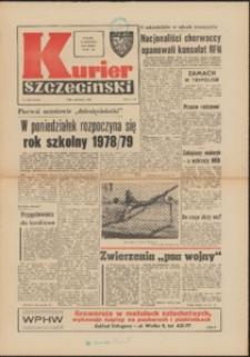 Kurier Szczeciński. 1978 nr 185 wyd. AB
