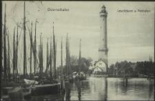 Osternothafen, Leuchtturm und Nothafen